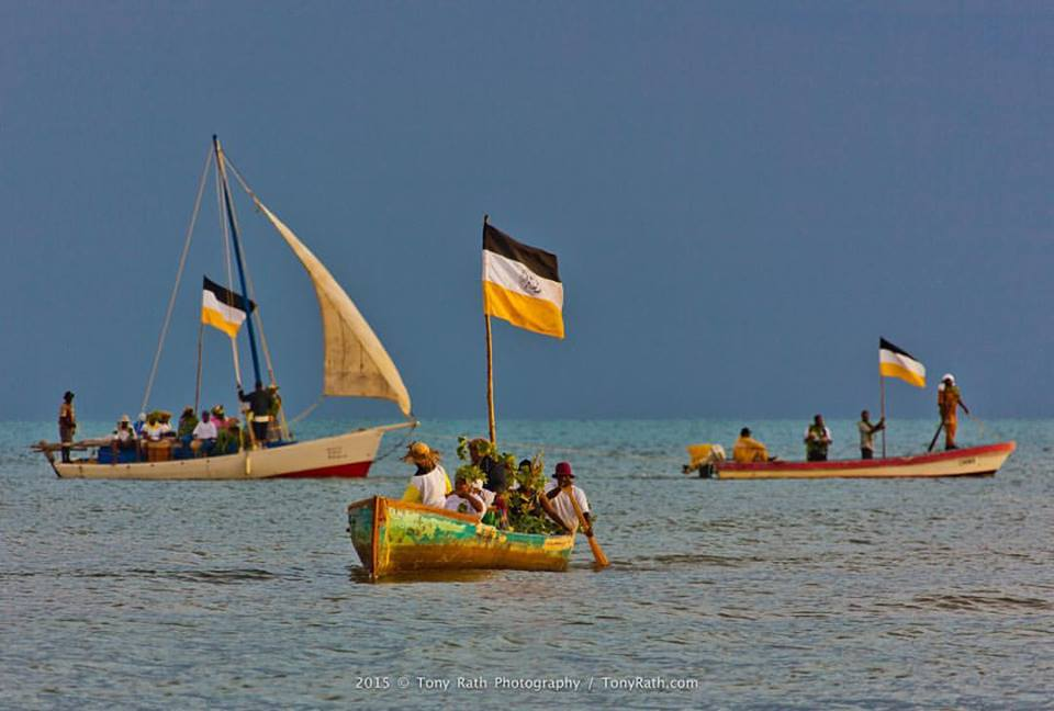 Garifuna Settlement Day - Tony Rath - Belize