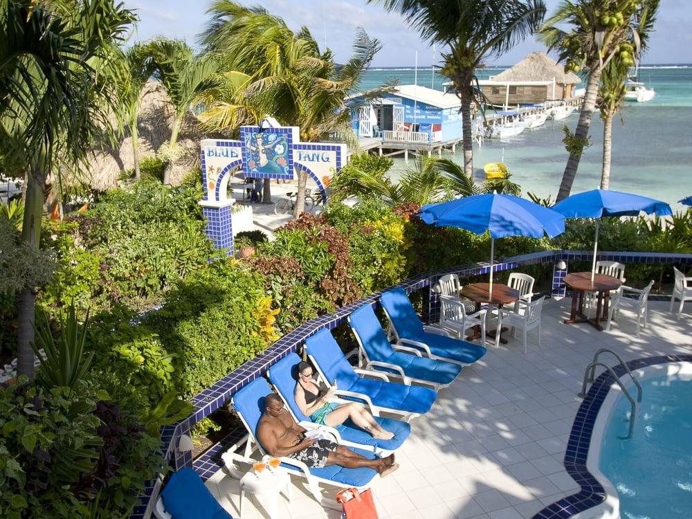 Blue Tang Inn, San Pedro, Ambergris Caye, Belize