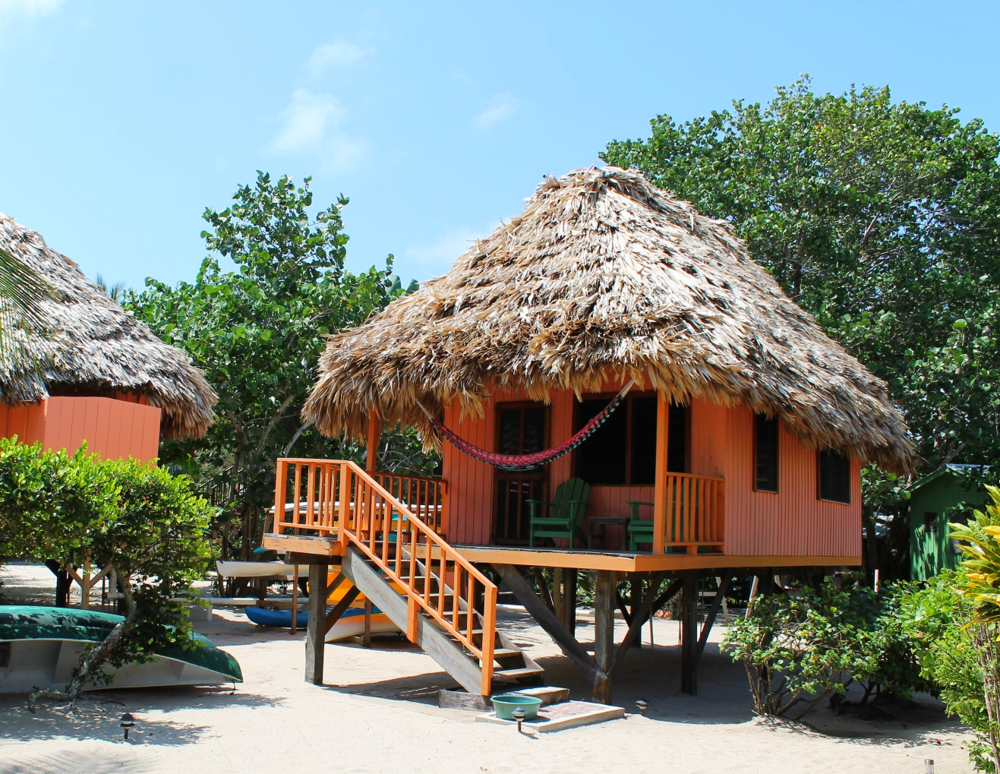 The Green Parrot Beach Houses, Maya Beach PlACENCIA