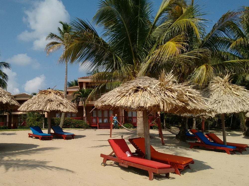 Belizean Dreams Resort, Hopkins Beach, Belize