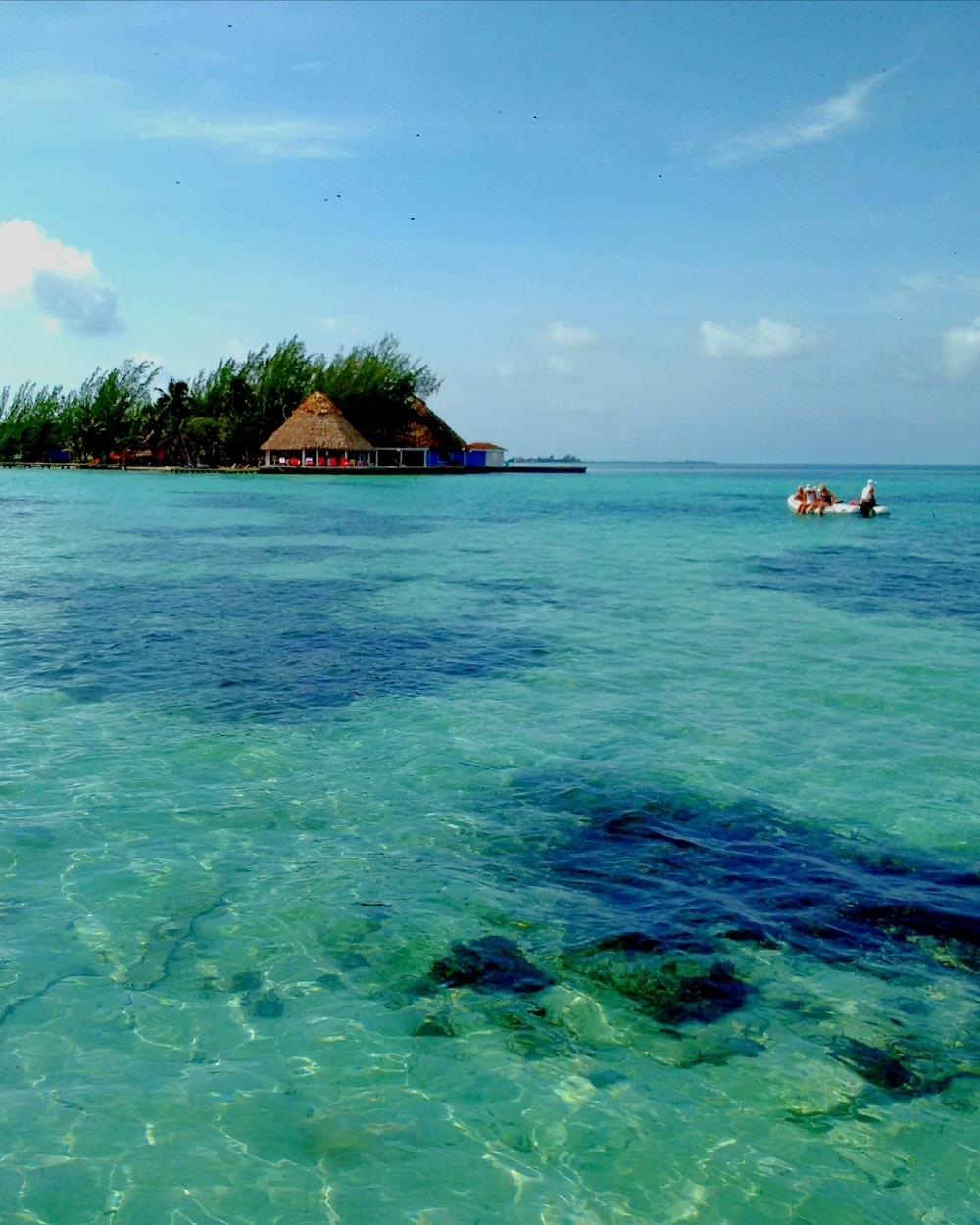 The unique resorts on Belize's remote outer cayes offer the perfect island escape.