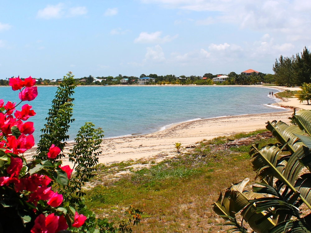 Take a stroll along the lovely Placencia Beach
