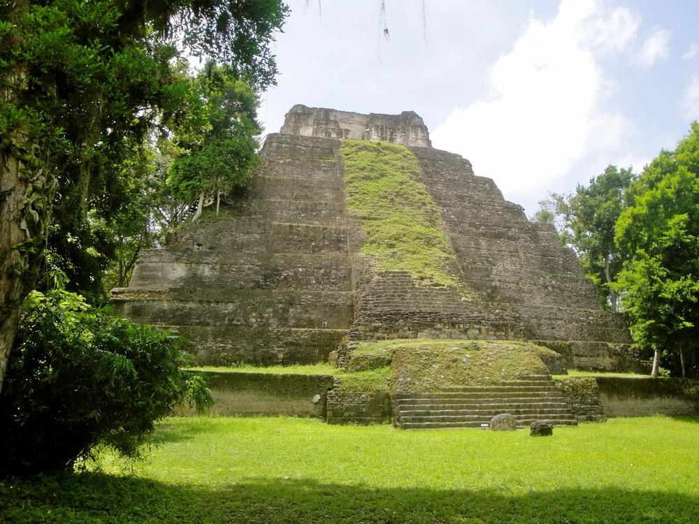 Yaxha Maya Site