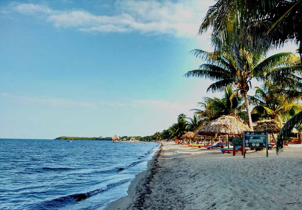 Hopkins offers a lovely length of beach and some of the finest beach resorts in Belize