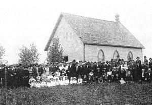 ECCC Conference at Willowbrook, 1916