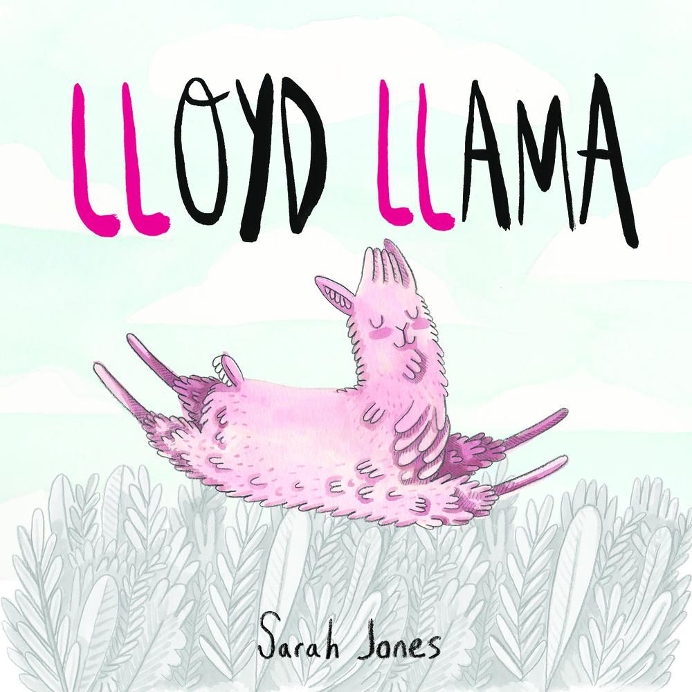 Lloyd Llama Cover2.jpg