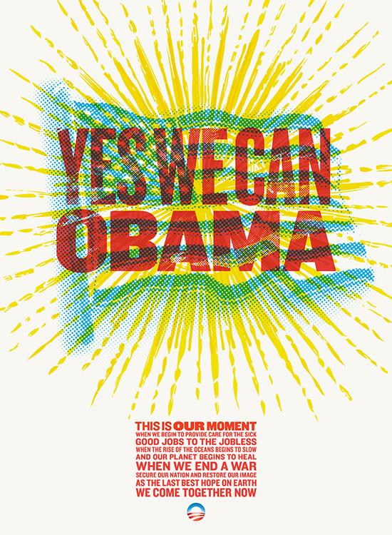 Design for Obama Campaign