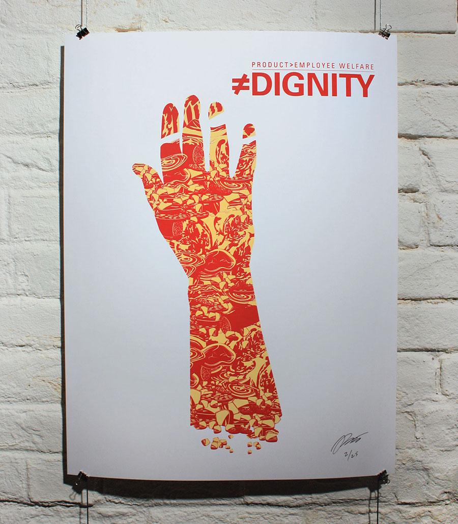 ≠ DIGNITY: Peter Morris