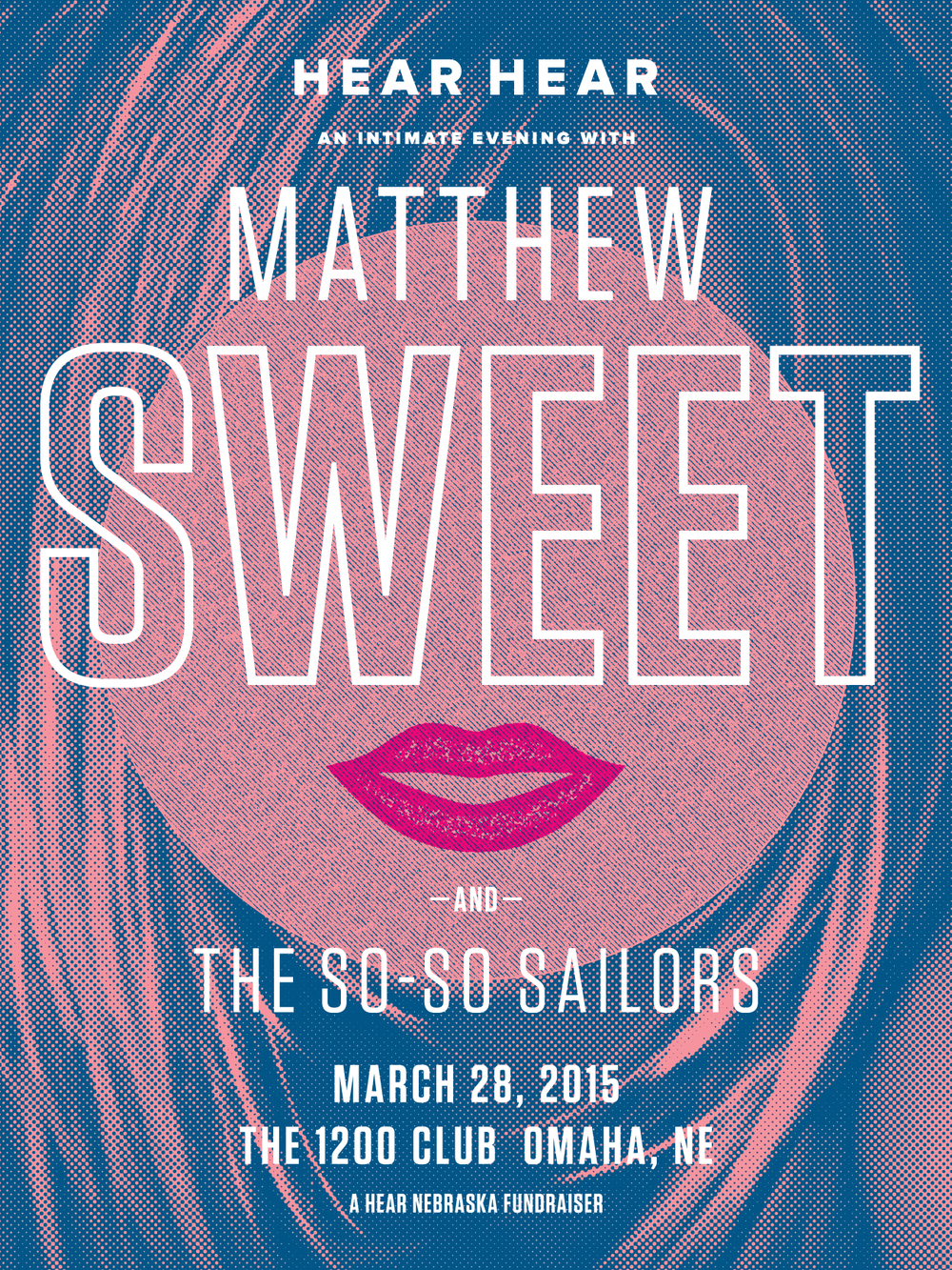 Matthew Sweet: Hear Nebraska Fundraiser 2015