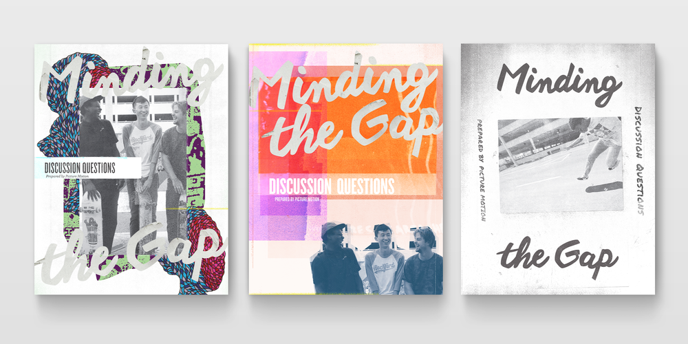 Minding the Gap   : Concepts by Adam Casey