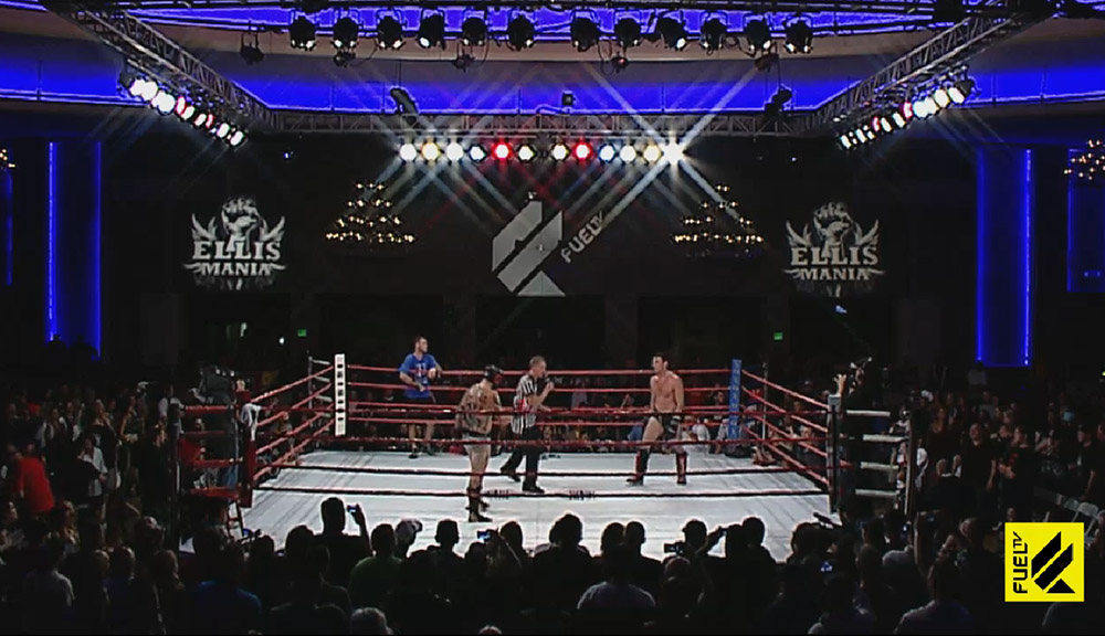 EllisMania 6 at the Palladium, Los Angeles, CA. FUEL TV