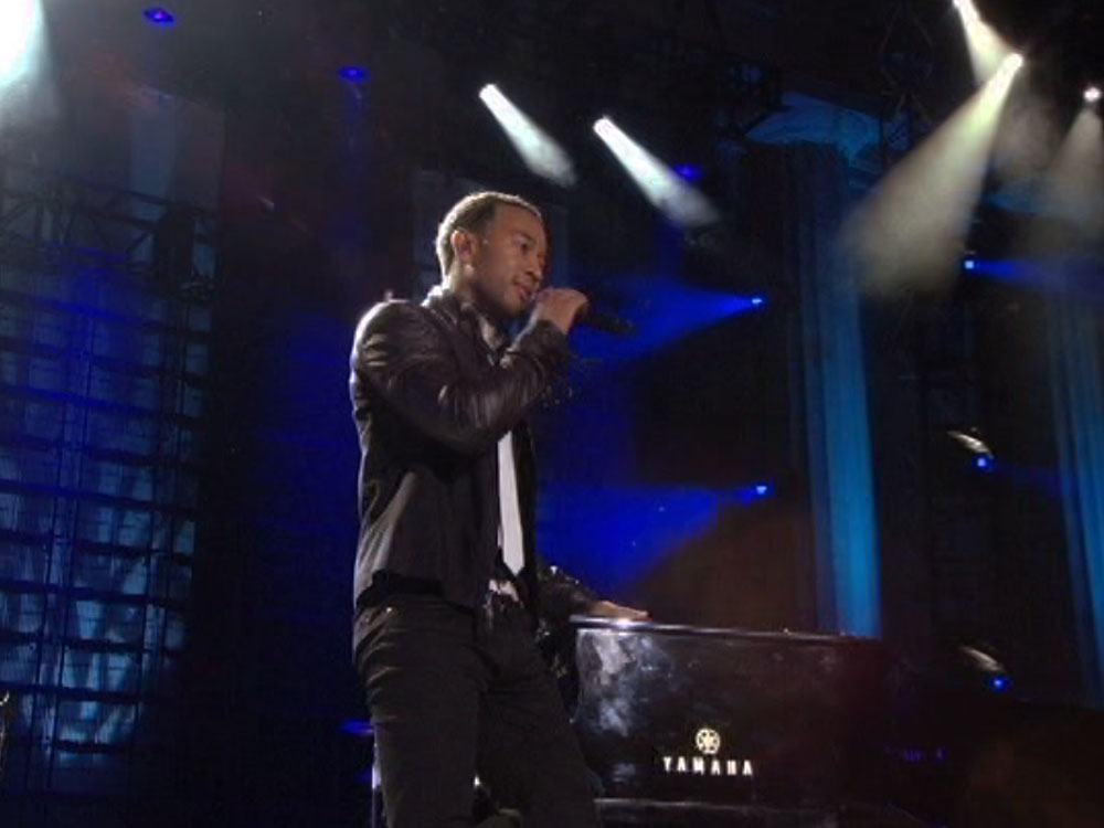 2010 John Legend: Live at the Greek Theatre UC Berkeley