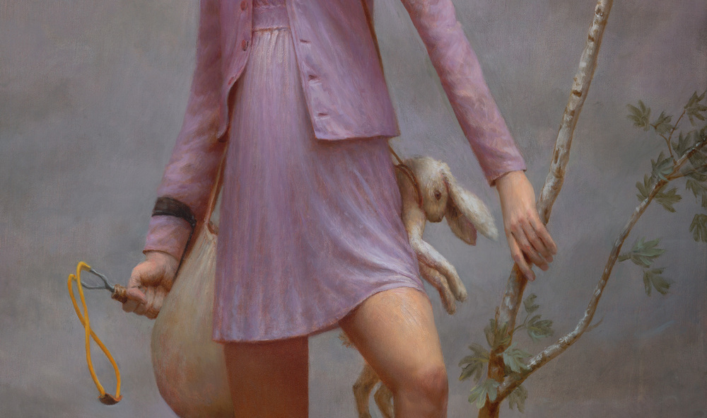 The Delegate's Daughter , detail