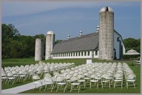 Perona Farms Barn location for Ceremonies