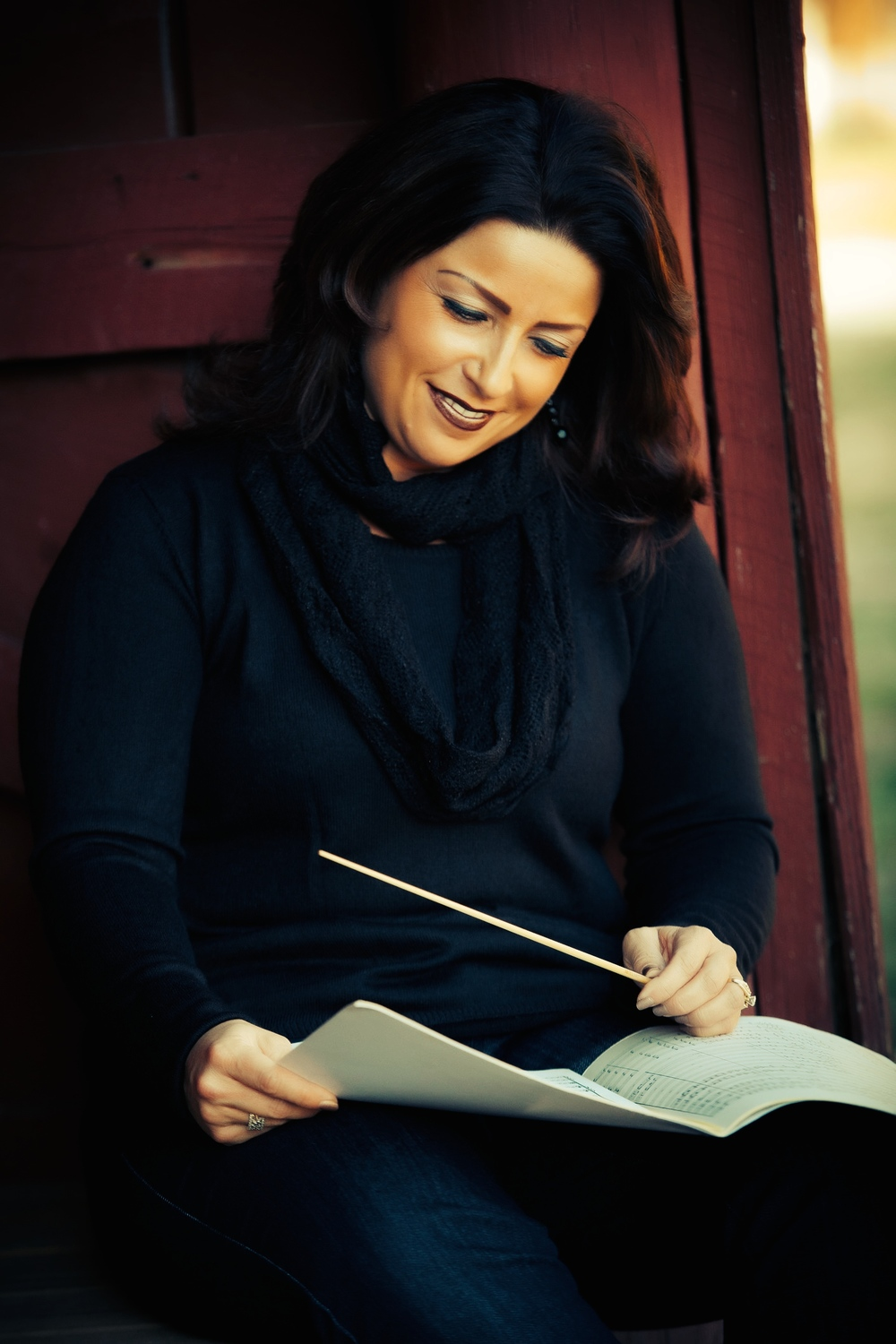 Greater Cleveland Concert Band's new Music Director and Conductor, Sarah Pearson, 2014. Read story here:    http://nl.newsbank.com/nl-search/we/Archives?p_action=doc&p_docid=151C8EEF9BC14150&p_docnum=3&s_trackval=&s_subexpires=06/03/2015 18:39 PM&s_dlid=DL0115050500473823620&s_accountid=AC0115050500441523515&s_referrer=&s_siteloc=&s_orderid=NB01150505004736