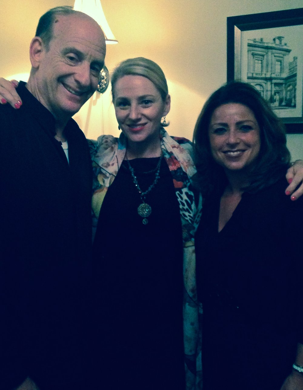 Mentor, teacher and amazing man Larry Rachleff and dear friend and stunning soprano Susan Dunn Rachleff