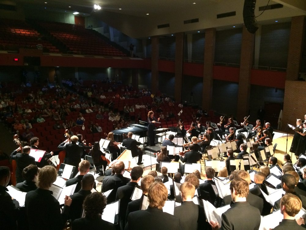 Classics Masterwork with Lee University Symphony Orchestra and Mass Choirs