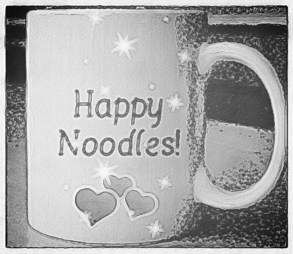 Happy Noodles!