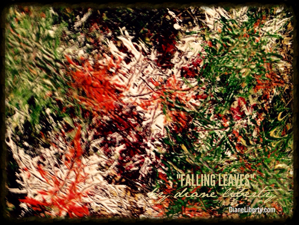 Falling Leaves by Diane Liberty
