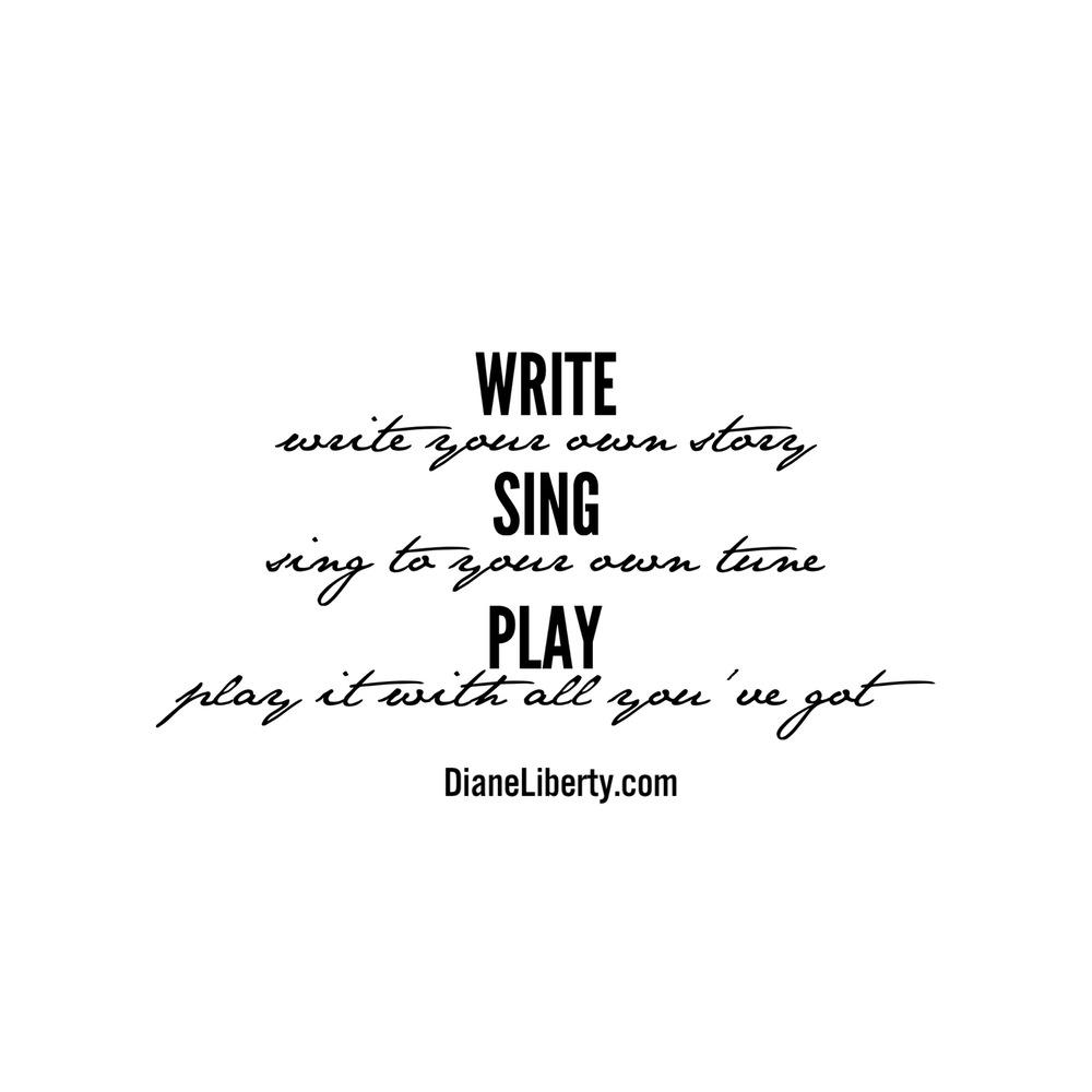 Write Sing Play