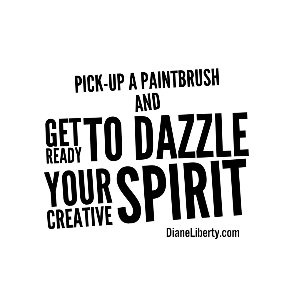 Dazzle Your Creative Spirit