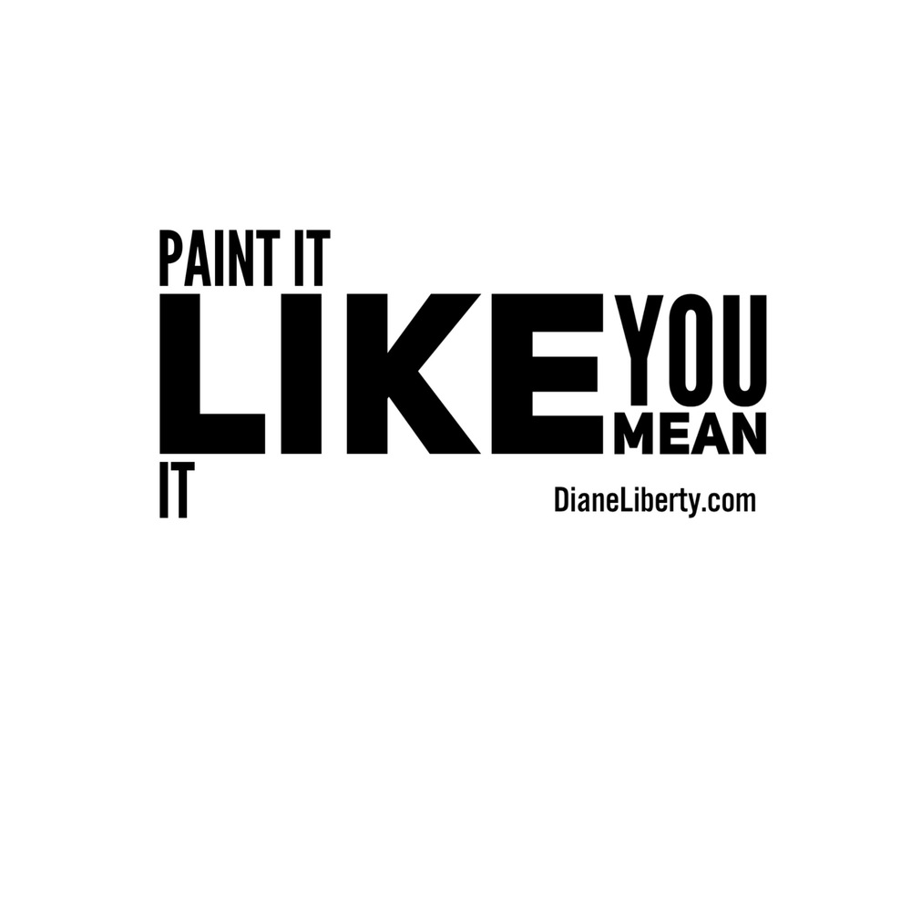 Paint It Like You Mean It