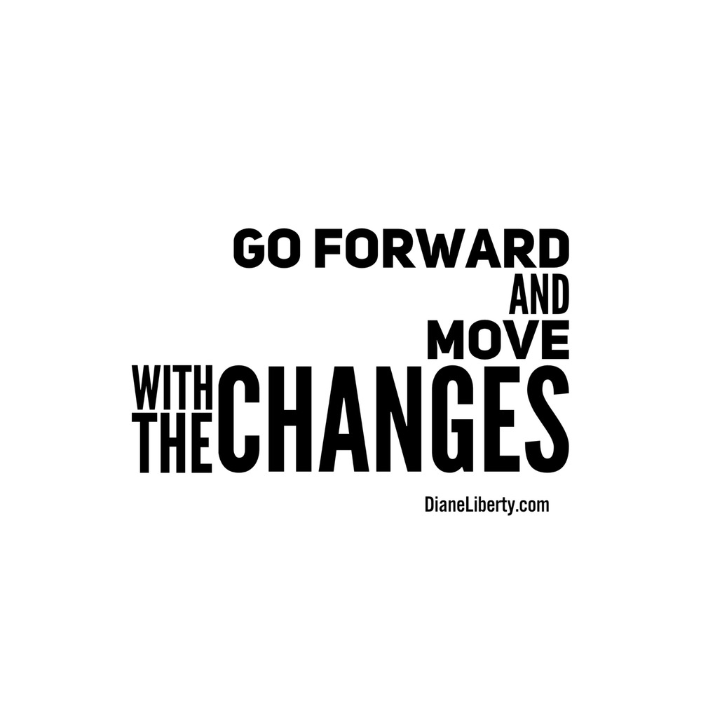 Move With The Changes