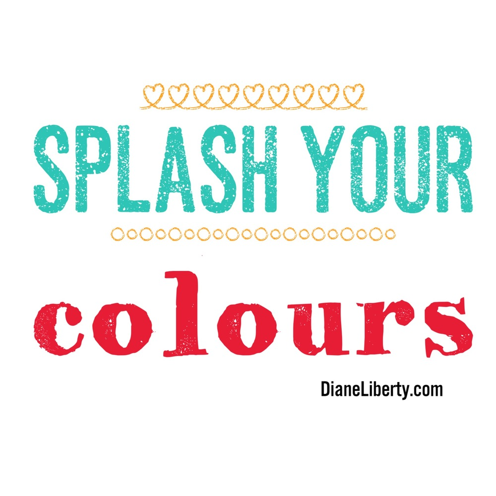 Splash Your Colours