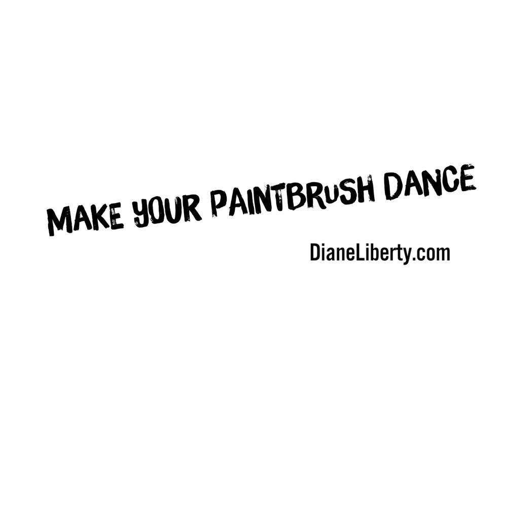 Make Your Paintbrush Dance