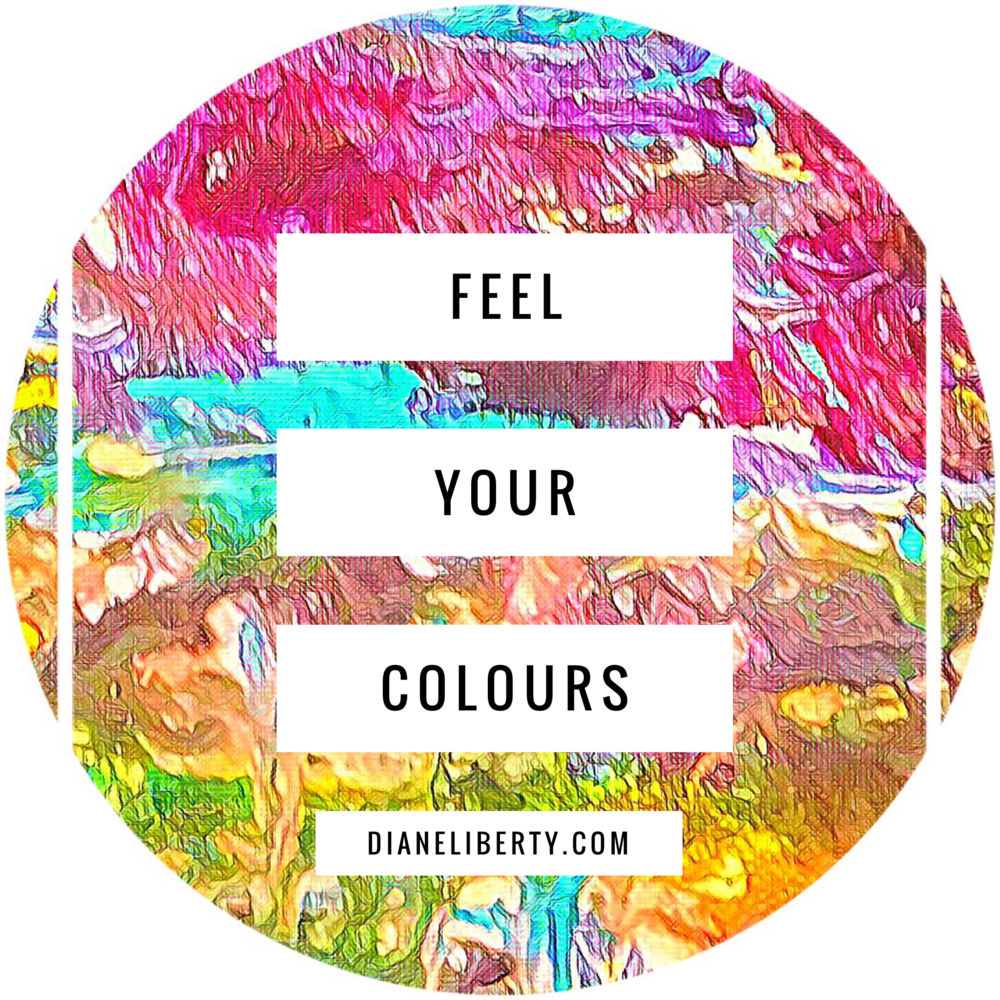 Feel Your Colours