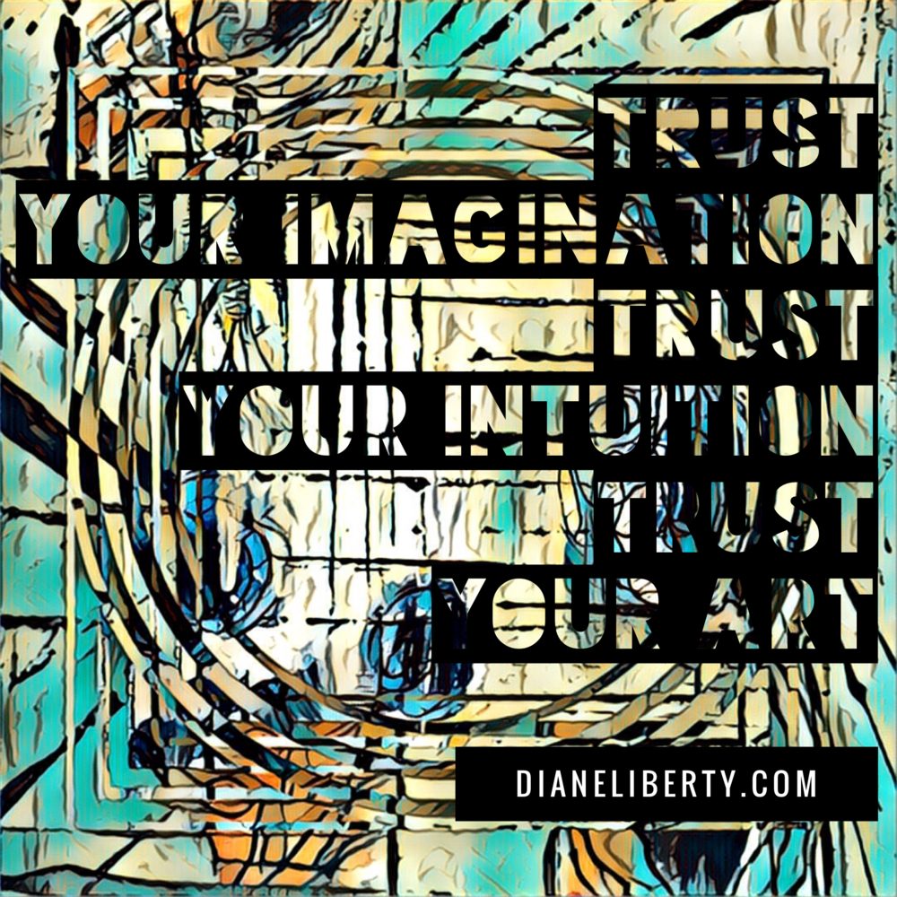 Trust Your Imagination