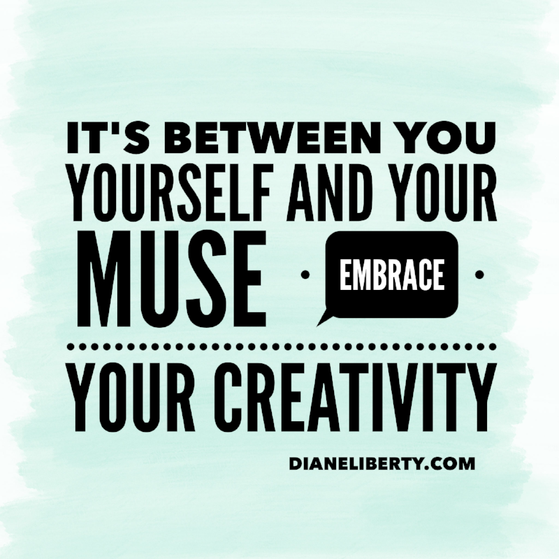 Embrace Your Creativity