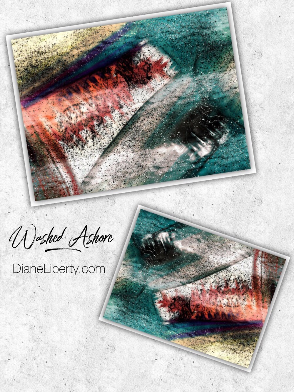 """Washed Ashore"" by Diane Liberty"