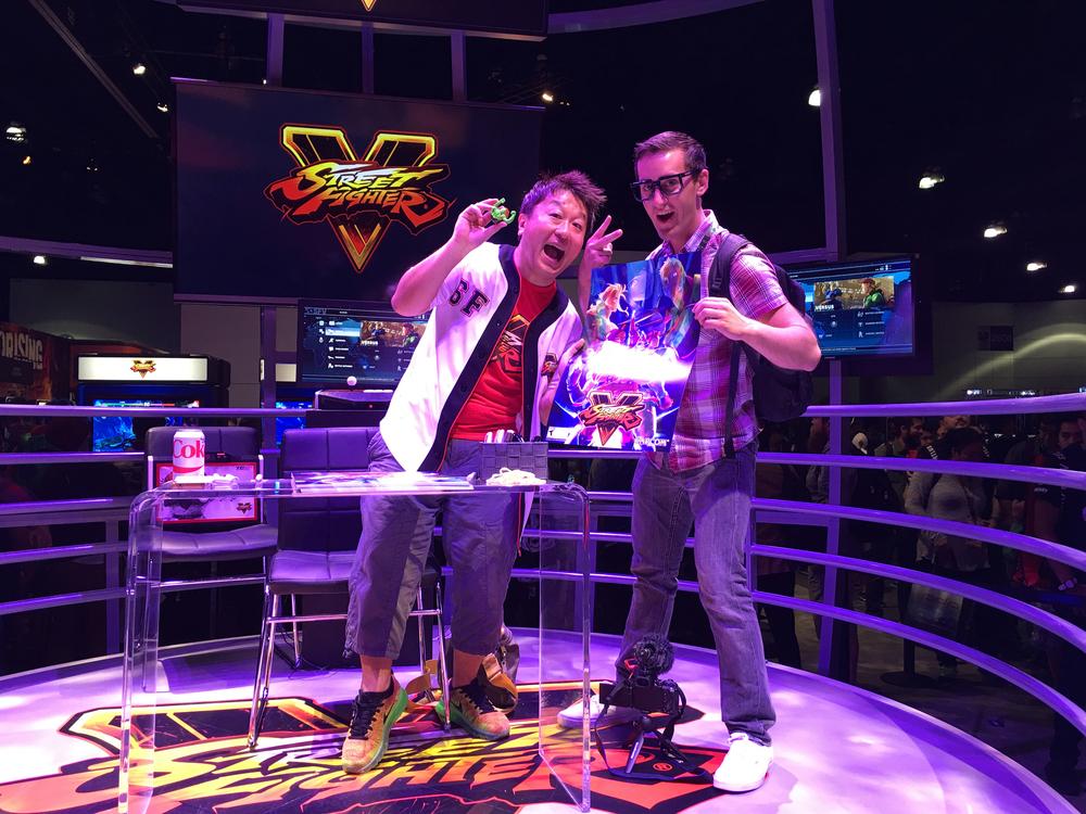 Yoshinaro Ono E3 2016.jpg