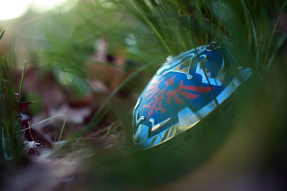 Nintendo Hylian Shield Photo - Raymond Strazdas