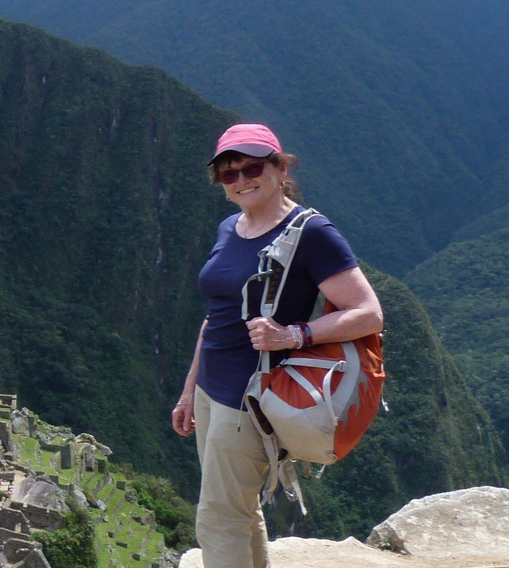 Le Machu Picchu au Pérou en avril 2018