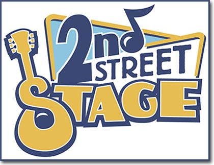 July 3rd 6:00pm- 9:00 pm- 2nd Street Stage concert series in Park Rapids, MN