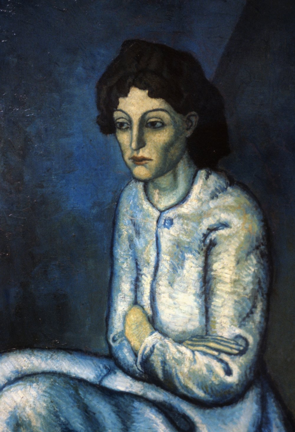 Picasso-Femme aux Bras Croisés - 4 1902.jpg