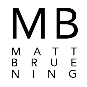 MATT BRUENING LABEL