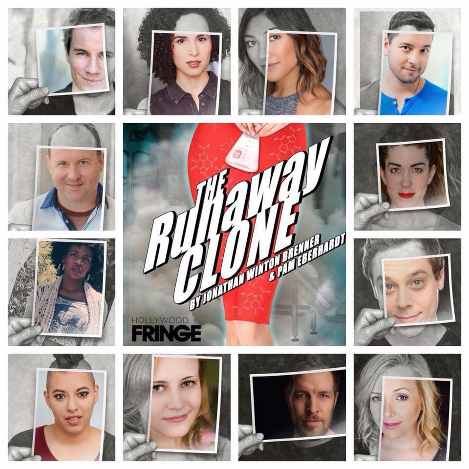 The Runaway Clone - Hollywood Fringe 2018