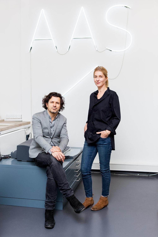 AAS / Pierre Jorge Gonzalez und Judith Haase