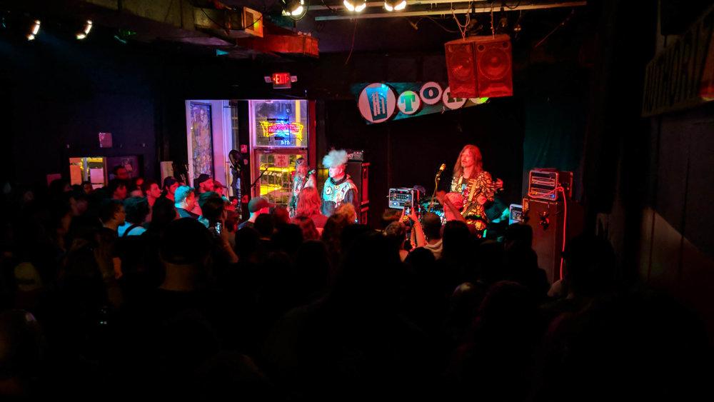 The Melvins at the Hi Tone