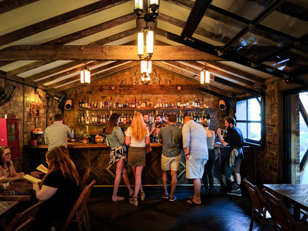 Urban Cowboy Bar