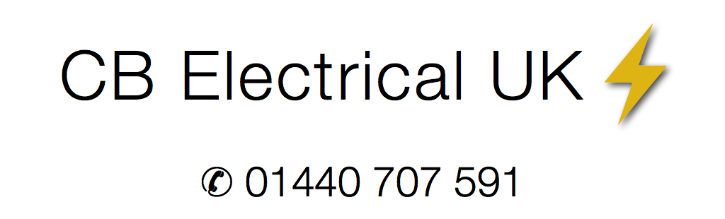 Electrician Haverhill, Suffolk | CB Electrical