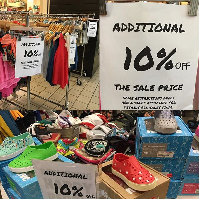 There are a lot of great deals in store!! Come check us out!🏃🏻🏃🏻🏃🏻#UpandRiding #KahalaMall