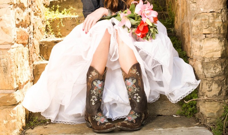 Alternative perth wedding styles