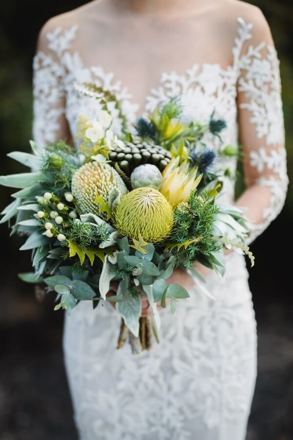 5 Native Flowers To Include In Your Wedding Bouquet — Majestic ...