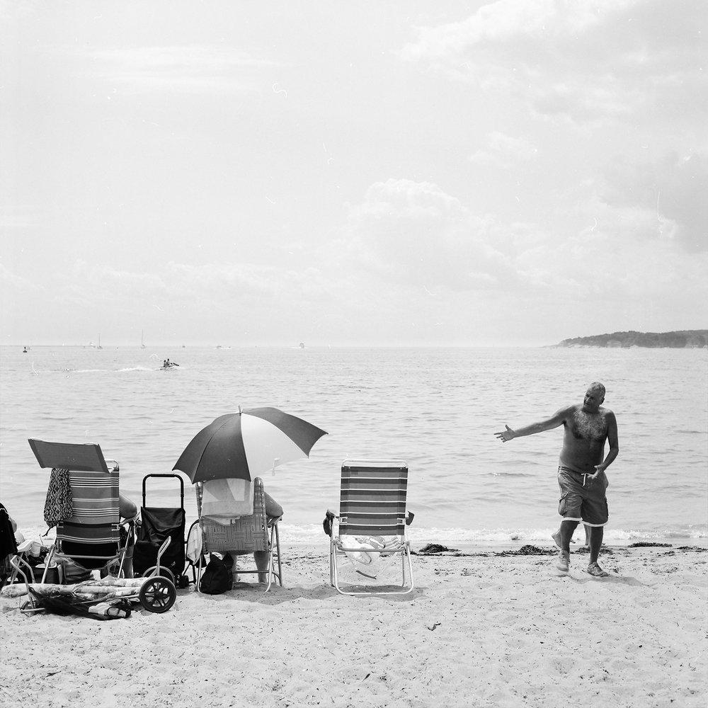 Kodak 120 Tri-X 400 | Mamiyaflex TLR