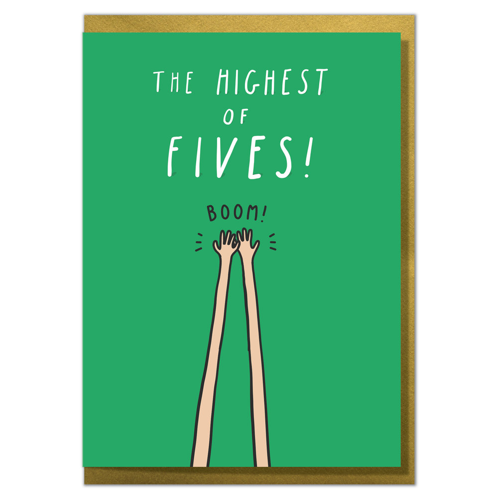 Yi13 The Highest Of Fives
