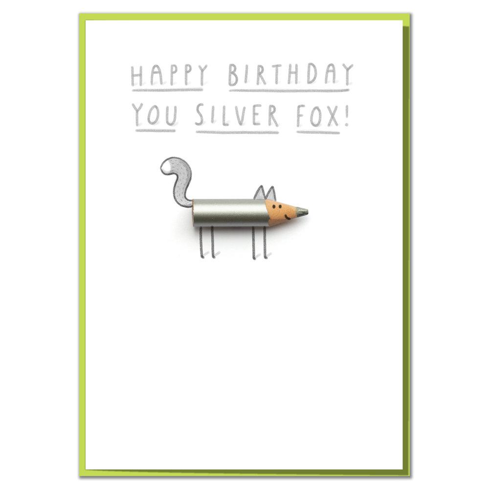 PM12 Silver Fox